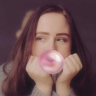 Bubble Gum Balloon