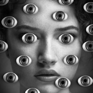 Creepy Eyes Effect