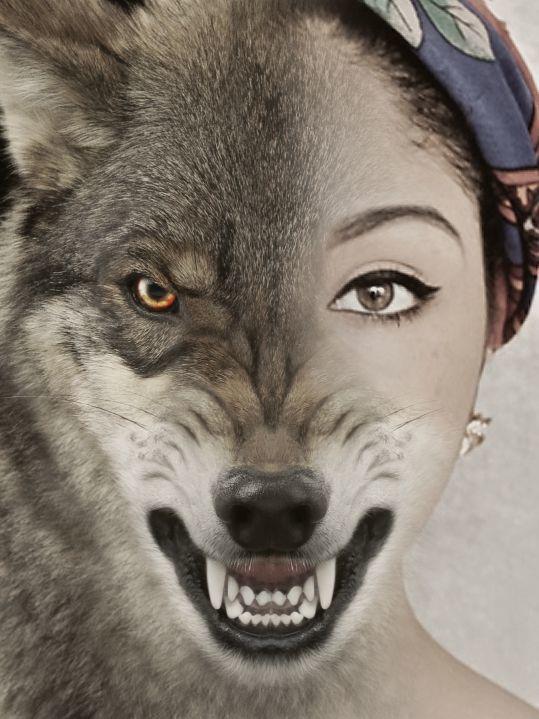 Raging Wolf