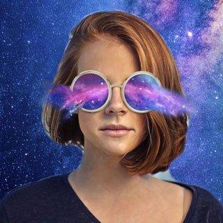 Galaxy Glasses