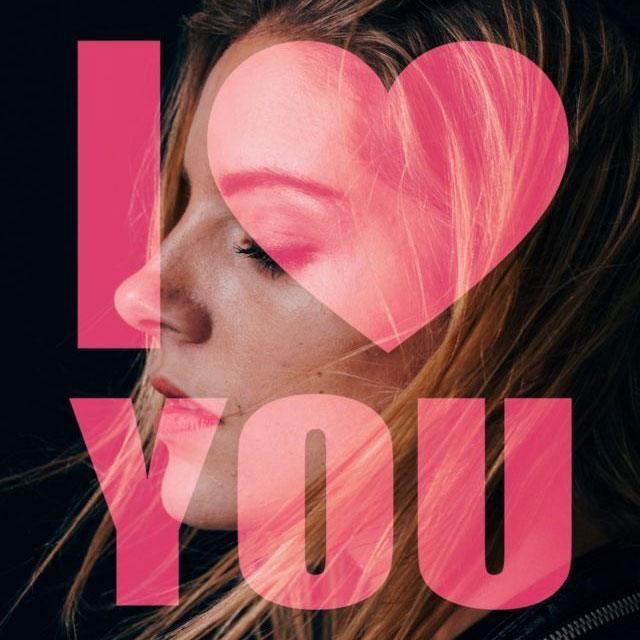I Love You Overlay