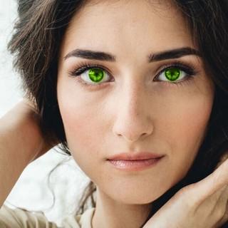 Lime Eyes