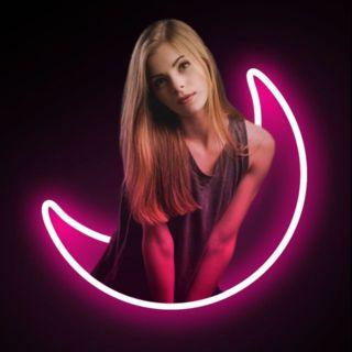 Neon Moon Cradle