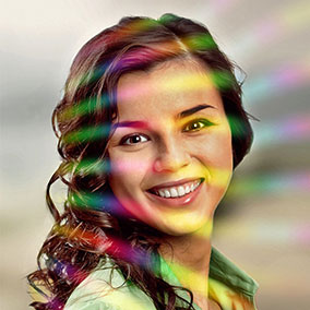 Multicolor Beams