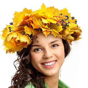 Maple Leaf Crown