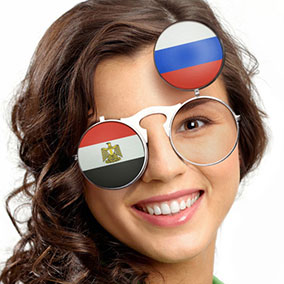I Pick Russia over Egypt