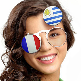 I Pick Uruguay over France