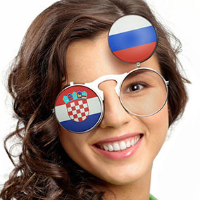 I Pick Russia over Croatia