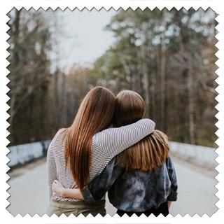 Postage Frame