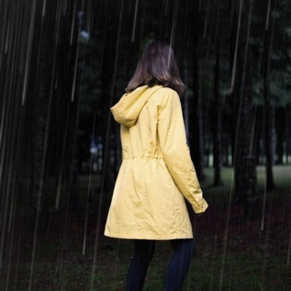 Heavy Rain Effect
