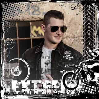 Grunge Motorcycle Frame