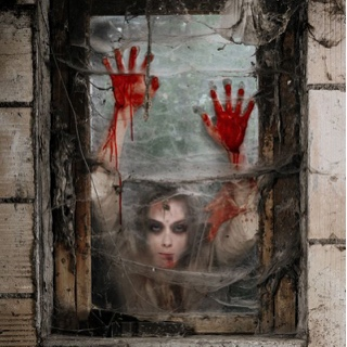 Zombie at the Window