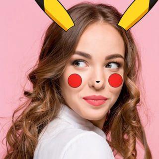 Pikachu Cheeks and Ears