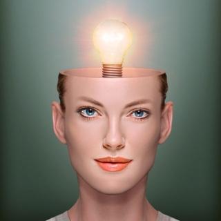 Bright Idea Light Bulb