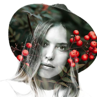 Wild Berries Silhouette