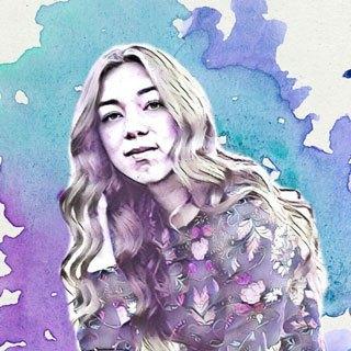 Watercolor Fantasy
