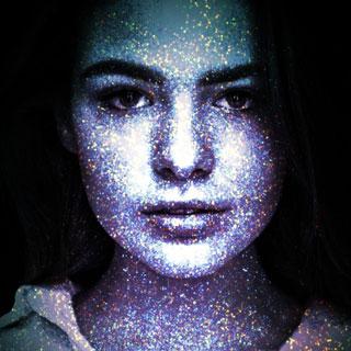 Glittering Skin