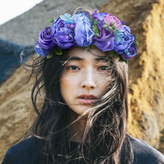 Berries and Flowers Hairband