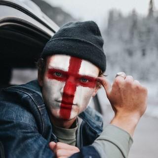 England Face Paint