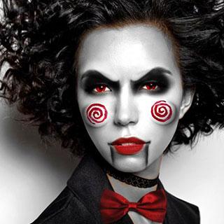 SAWful Makeup