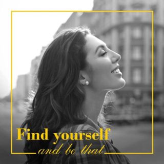 Find Yourself Text Frame
