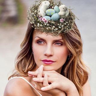 Eggsclusive Bonnet